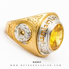 Mua Nhẫn nam đẹp NAN05 tại Anh Phương Jewelry