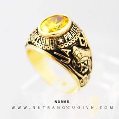 Nhẫn nam đẹp NAN08