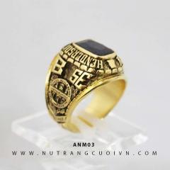 Nhẫn mỹ ANM03