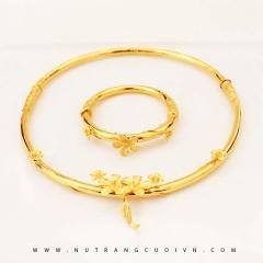 Mua Bộ trang sức cưới HKC2 tại Anh Phương Jewelry