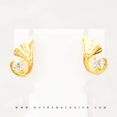 Mua Bông tai đẹp BTN12 tại Anh Phương Jewelry