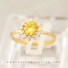 Nhẫn nữ đẹp NUN01