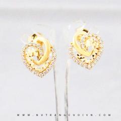 Mua Bông tai vàng PBT60 tại Anh Phương Jewelry