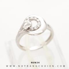 Mua Nhẫn nữ đẹp NUN34 tại Anh Phương Jewelry