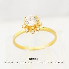 Mua Nhẫn nữ vàng 18K NUN50 tại Anh Phương Jewelry