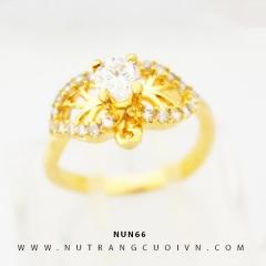 Nhẫn nữ vàng 18K NUN66