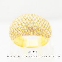 Mua Nhẫn nữ vàng 18K NUN70 tại Anh Phương Jewelry