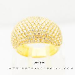 Nhẫn nữ vàng 18K NUN70