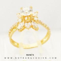 Nhẫn nữ vàng 18K NUN73