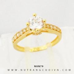 Nhẫn nữ vàng 18K NUN79