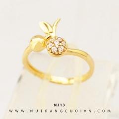 Nhẫn nữ vàng 18K N313