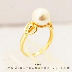 Nhẫn nữ vàng 18K N862