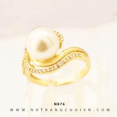 Nhẫn nữ đẹp N876