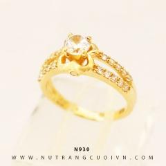 Nhẫn nữ đẹp N930