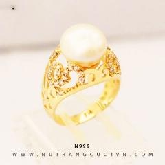Nhẫn nữ đẹp N999