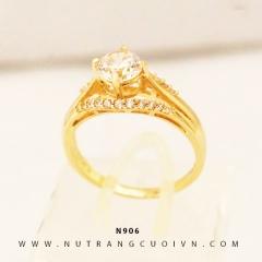Nhẫn đính hôn N906