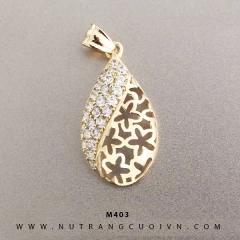 Mua Mặt dây chuyền M403 tại Anh Phương Jewelry