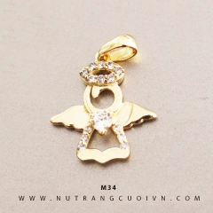 Mặt dây chuyền M34