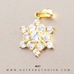 Mua Mặt dây chuyền M07 tại Anh Phương Jewelry