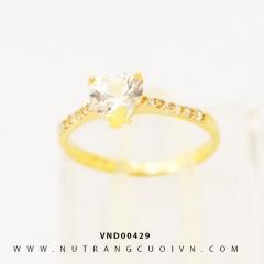 Nhẫn nữ đẹp VND00429