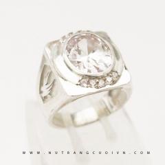 Nhẫn bạc NB03