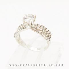 Nhẫn bạc NB18