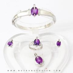 Mua Bộ trang sức cưới HBAGT01 tại Anh Phương Jewelry