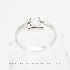 Nhẫn bạc NB09