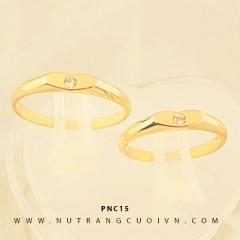 Mua NHẪN CƯỚI PNC15 tại Anh Phương Jewelry