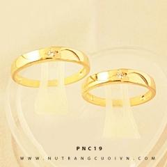 Mua NHẪN CƯỚI PNC19 tại Anh Phương Jewelry