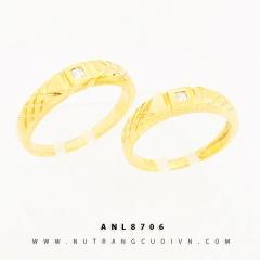 Mua NHẪN CƯỚI ĐẸP ANL8706 tại Anh Phương Jewelry