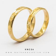 Mua NHẪN CƯỚI KNC26 tại Anh Phương Jewelry