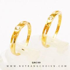 NHẪN CƯỚI QNC09