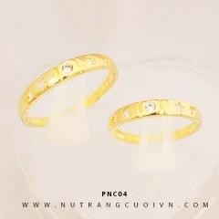 Mua NHẪN CƯỚI PNC04 tại Anh Phương Jewelry