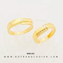 NHẪN CƯỚI HNC05