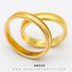 NHẪN CƯỚI ANC62