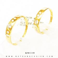 NHẪN CƯỚI QNC39