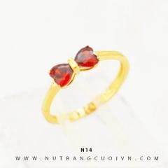 Mua Nhẫn vàng nữ N14 tại Anh Phương Jewelry