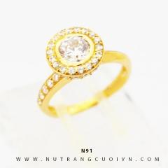 Nhẫn vàng nữ N91