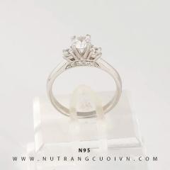 Nhẫn vàng nữ N95