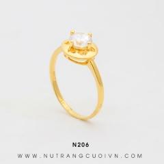 Nhẫn vàng nữ N206