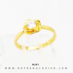 Nhẫn vàng nữ N201