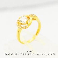 Mua Nhẫn vàng nữ N547 tại Anh Phương Jewelry
