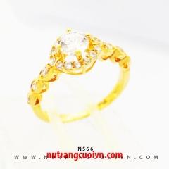 Nhẫn vàng nữ N566