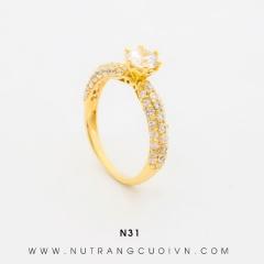 Nhẫn đính hôn N31