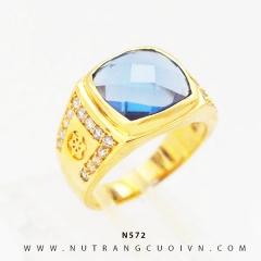 Mua Nhẫn nam đẹp N572 tại Anh Phương Jewelry