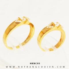 Mua NHẪN CƯỚI HKNC05 tại Anh Phương Jewelry