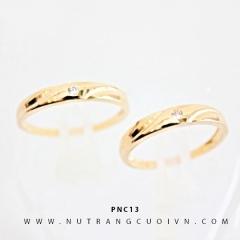 Mua NHẪN CƯỚI PNC13 tại Anh Phương Jewelry