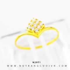Nhẫn vàng nữ N291T1