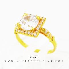 Nhẫn vàng nữ N1042